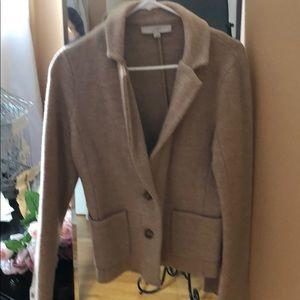 Super soft wool blazer